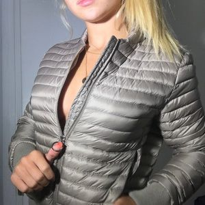 Micheal Kors authentic silk jacket.